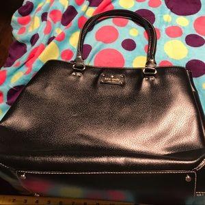 Kate Spade black purse 🎀♠️